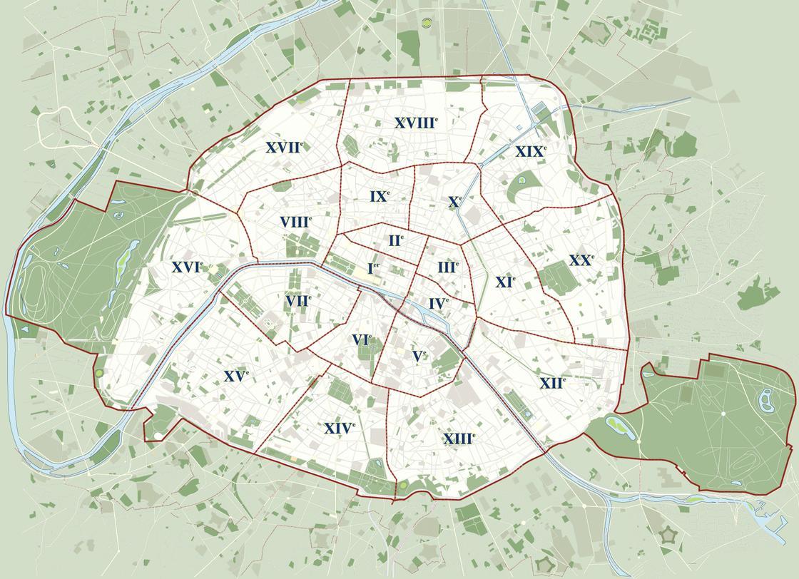 transportation map tourist map of paris france. Black Bedroom Furniture Sets. Home Design Ideas